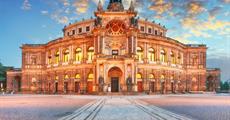 Drážďany S Návštěvou Operního Představení