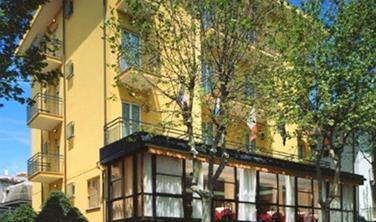 Rimini - Rivabella - Hotel BUSIGNANI