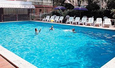 Rimini - Rivazzurra - Hotel Fabius