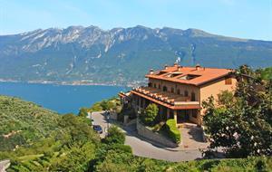 Lago di Garda - Piovere - Hotel Garni Al Poggio