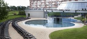 Körmend, Mjus World Resort H115 - 5 denní SPA Wellness
