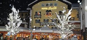 Dolomity - Cogolo di Pejo - Hotel Cevedale S ***