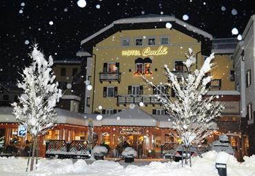 Dolomity - Cogolo di Pejo - Hotel Cevedale S