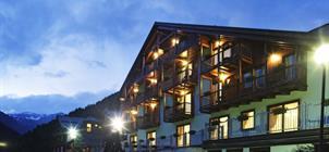 Dolomity - Cogolo di Pejo - Hotel Domina Parco dello Stelvio Zimní pobyty ****
