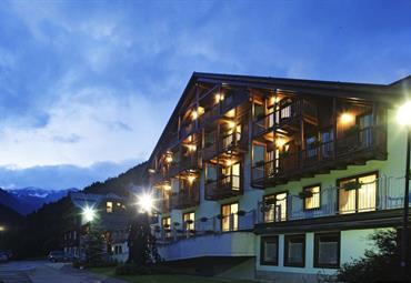 Dolomity - Cogolo di Pejo - Hotel Domina Parco dello Stelvio Zimní pobyty