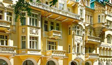 Mariánské Lázně, Hotel Svoboda H281 - MINIRELAX
