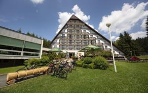 Novém Městě na Moravě, Hotel SKI H246 - Relaxační pobyt