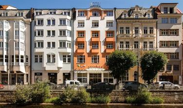 Karlovy Vary, SPA Wellness hotel Dvořák - Ozdravné pobyty