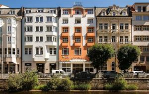 Karlovy Vary, SPA Wellness hotel Dvořák - Rodinný Wellness pobyt