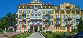 Františkovy Lázně, Spa PAWLIK & AQUAFORUM H299 - VITAL POBYT
