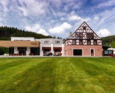 Karlovy Vary, Cihelny Golf & Wellness Resort H294 – Rodinný Wellness