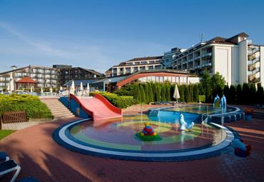 Moravské Toplice, Termal H306 – Relax & Wellness