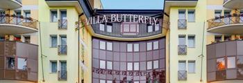 Mariánské Lázně, SPA Villa BUTTERFLY H285 - Podzimní relaxace & wellness