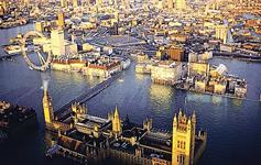 Londýn a jihozápadní Anglie