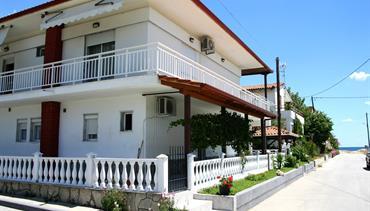 Vila Voula (Chalkidiki, Nea Vrasna) - kombi doprava