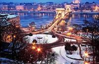 Mikulášská nadílka - Adventní Budapešť, 2.osoba sleva 50%