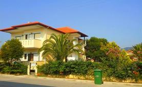 Vila Christos (Chalkidiki, Nea Vrasna) - vlastní doprava