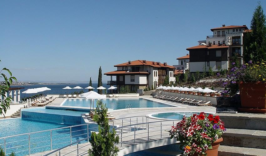 Hotel Santa Marina Holiday Village **** - dovolená Bulharsko