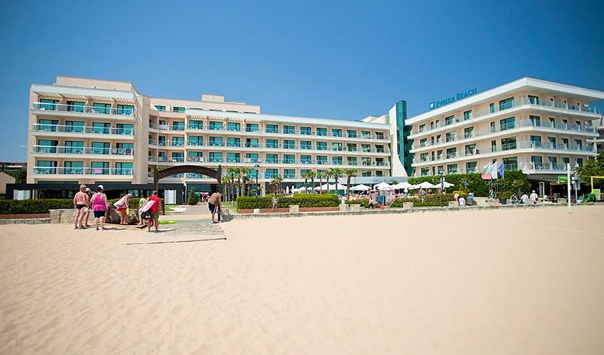 Hotel Dit Evrika Beach Club **** - dovolená Bulharsko