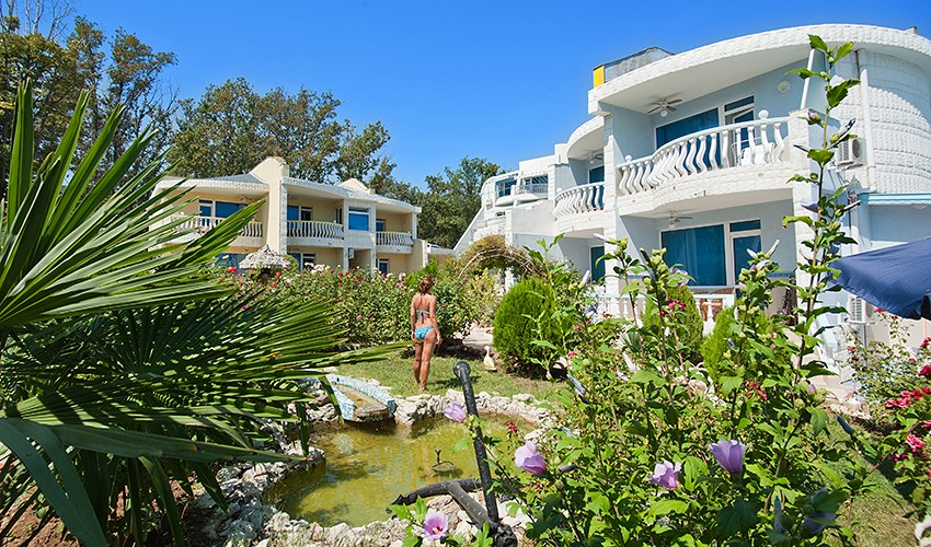 Hotel JASMIN*** - dovolená Bulharsko