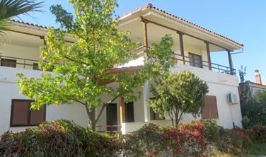 Apartmány Dimitris (Chalkidiki, Nea Vrasna) - letadlo