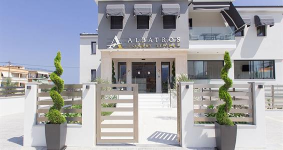 Hotel Albatros luxury living (Chalkidiki, Nea Vrasna) - vlastní doprava