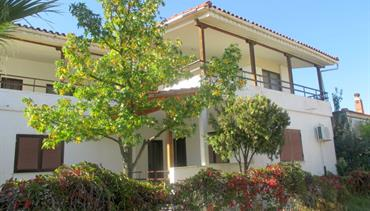 Apartmány Dimitris (Chalkidiki, Nea Vrasna) - kombi doprava
