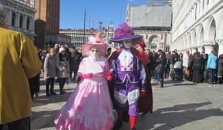 VALENTÝN v Benátkách