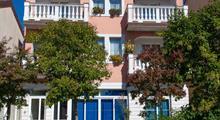 Apartmány Crikvenica - bus, vlastní doprava