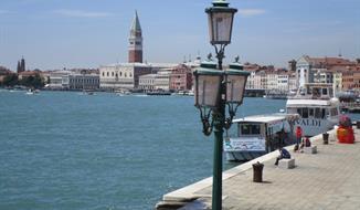 Na skok do Benátek s koupáním na ostrově Lido