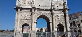 Kouzelný podzim v Římě