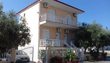 Vila Christos II. (Chalkidiki, Nea Vrasna) - vlastní doprava