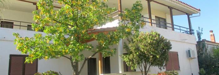 Apartmány Dimitris (Chalkidiki, Nea Vrasna) - bus
