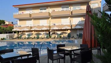 Sarti Plaza Hotel*** (Chalkidiki, Sarti) - letadlo
