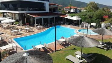 Hotel Alexander Inn (Chalkidiki, Stavros) - kombinovaná doprava