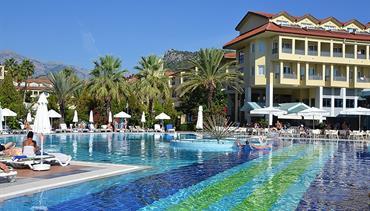 Hotel Queen´s Park Le Jardin Resort