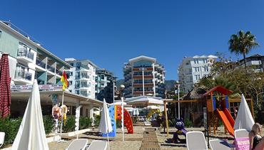 Hotel Xperia Saray Beach