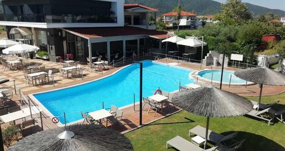 Hotel Alexander Inn (Chalkidiki, Stavros) - vlastní doprava
