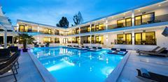 Avaton Luxury Resort (Chalkidiki, Asprovalta) - letadlo
