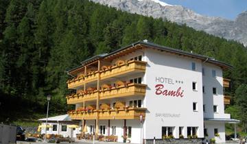 Hotel Bambi am Park