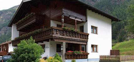 Apartmány Holzknecht