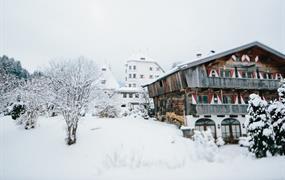 Hotel Schloss a Chalet Schloss Münichau