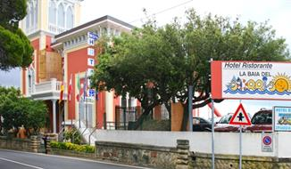 Hotel Baia del Sorriso - POBYT U MOŘE