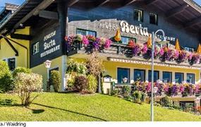 hotel pension Berta