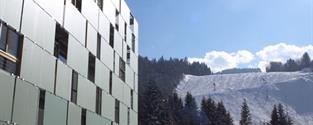 Mountain Resort Franz Ferdinand