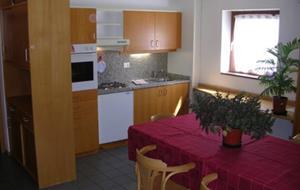 Apartmány Campolongo