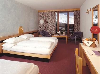 Blu hotel Senales Zirm-Cristal