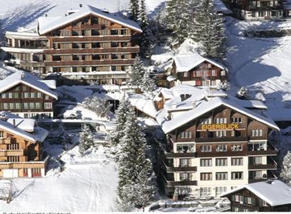 Hotel Eigerblick