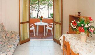 Apartmány Palme