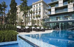 Hotel Kempinski Palace